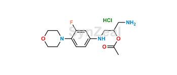 Picture of Linezolid Related Impurity 2 HCl