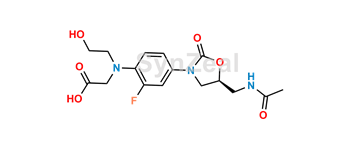 Picture of Linezolid Impurity 14 (PNU142586)
