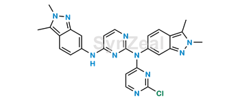 Picture of Pazopanib Related Compound 2