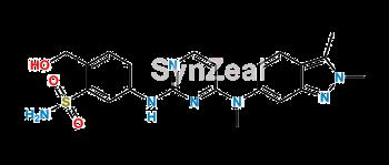 Picture of Pazopanib Impurity 23