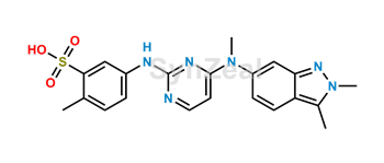 Picture of Pazopanib Impurity 8