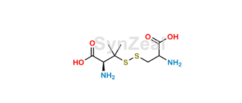 Picture of Cysteine-penicillamine disulfide