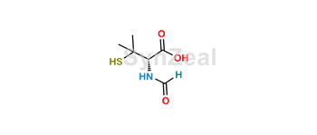Picture of Formyl D-Penicillamine