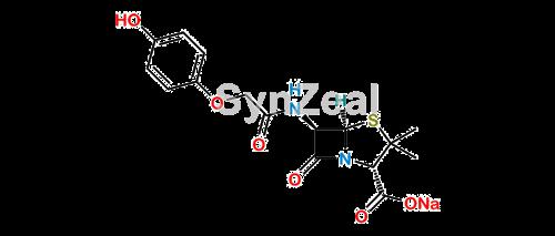 Picture of Phenoxymethylpenicillin Sodium EP Impurity D