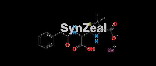 Picture of Benzyl Penicilloic Acid Mono-Sodium Salt