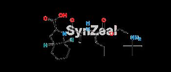 Picture of Perindopril t-Butylamine