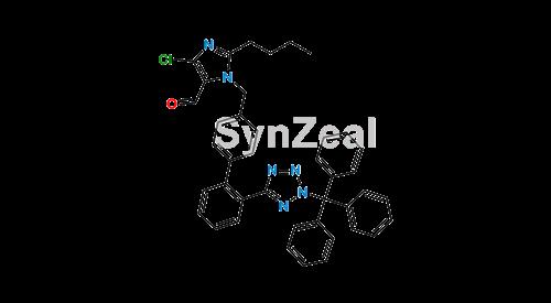 Picture of Losartan Aldehyde N2-Trityl Impurity