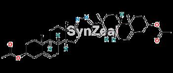 Picture of Abiraterone Acetate Di Acetoxy Dimer