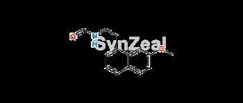 Picture of N-Deacetyl-N-Formyl Agomelatine