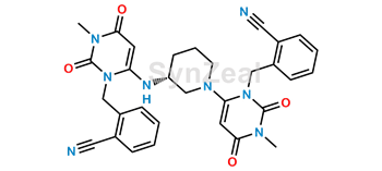 Picture of Alogliptin Benzoate Dimer Impurity