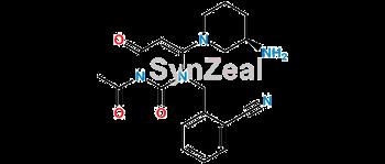 Picture of Alogliptin N-Acetylated Metabolite M-II