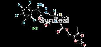 Picture of Lenampicillin D5 Hydrochloride
