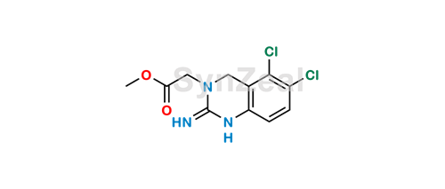 Picture of Anagrelide  open ring methyl ester