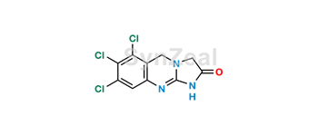 Picture of Anagrelide Trichloro derivative