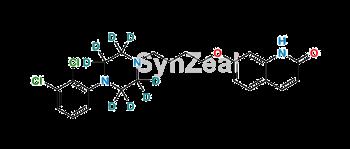 Picture of Dehydro Aripiprazole D8