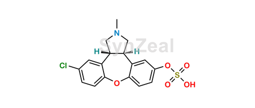 Picture of Asenapine 11-Sulfate Impurity