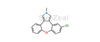 Picture of Asenapine Tetradehydro Impurity