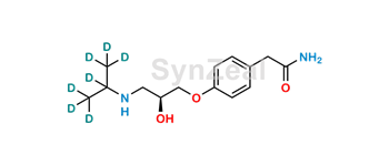 Picture of (S)-Atenolol D7
