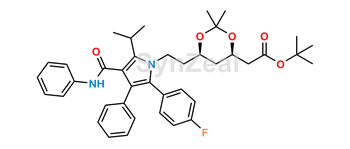 Picture of Atorvastatin Related Compound I
