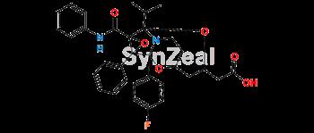Picture of Atorvastatin Epoxy Pyrrolooxazin Tricyclic Analog (USP)