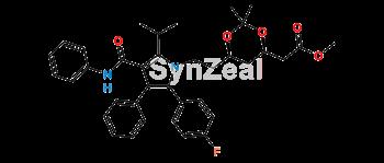 Picture of Atorvastatin Acetonide Methyl Ester