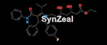 Picture of Atorvastatin Acid Ethyl Ester