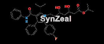 Picture of Atorvastatin Acid Isopropyl Ester
