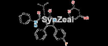 Picture of Atorvastatin Pyrrolidone Lactone