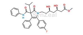 Picture of Atorvastatin Pyrrolidone Methyl Ester