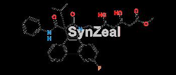 Picture of Atorvastatin Pyrrolidone Phenanthrene Methyl Ester