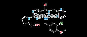Picture of Avanafil impurity 8 ((R)-Avanafil)