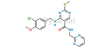 Picture of Avanafil Related Compound 2
