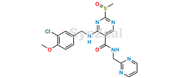 Picture of Avanafil Related Compound 3