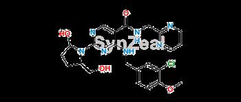 Picture of Avanafil Metabolite (M-4) II