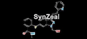 Picture of Axitinib N-Hydroxymethyl Impurity