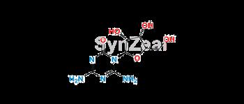 Picture of 6-amino-5-azacytosine pentose