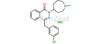 Picture of Azelastine 3-Chloro-Isomer HCl