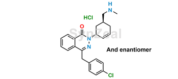 Picture of Azelastine Impurity 2 HCl