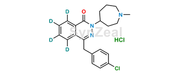 Picture of Azelastine D4 Hydrochloride