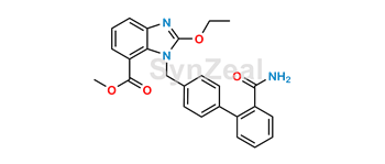 Picture of Azilsartan Impurity A