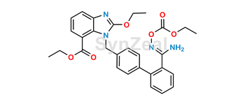 Picture of Azilsartan Ethyl Ring-opening Impurity