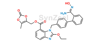 Picture of Azilsartan Amidoxime