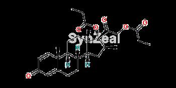 Picture of Beclometasone DipropionateEP Impurity Q