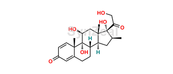 Picture of Dihydroxy Beclometasone