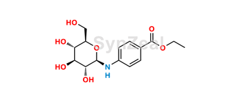 Picture of Benzocaine-N-Beta-D-Glucoside