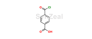 Picture of 4-(chlorocarbonyl)Benzoic Acid