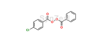 Picture of Benzoyl-p-chloro benzoyl peroxide