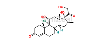 Picture of 1-2Dihydro Betamethasone