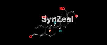 Picture of Betamethasone-(Z)-enolaldehyde