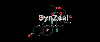Picture of Dexamethasone 17-Propionate
